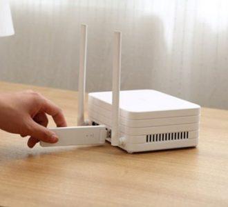 Amplificador WiFi de casa