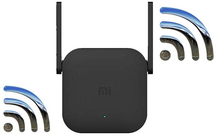 amplificador wifi marca xiaomi