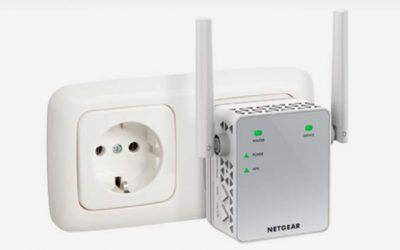 Netgear EX 3700, el mejor amplificador WiFi para reproducir contenido Streaming