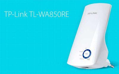 TP-Link TL-WA850RE del 2020, el mejor amplificador Wifi calidad-precio